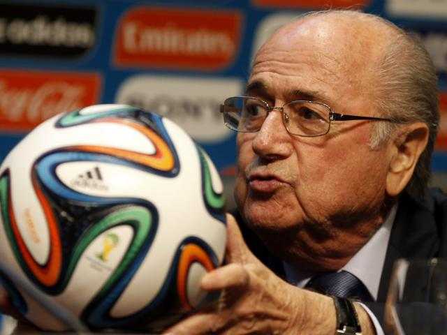 Fifa Concacaf Congress Turns Into Pro Blatter Rally Sports Gma