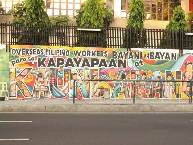 Poea Group Honor Ofws Promote Peace Through Art News Gma News
