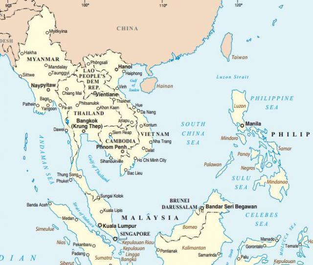 Southeast asian development entertaining