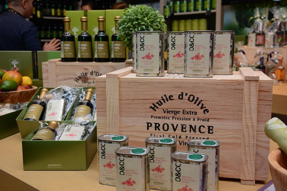 Olive oil a pricey indulgence at upscale Oliviers & Co