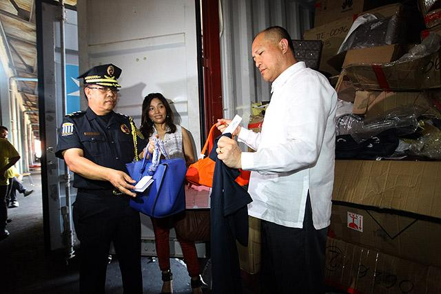 BOC reminds public: Seized items are auctioned off in bulk, not