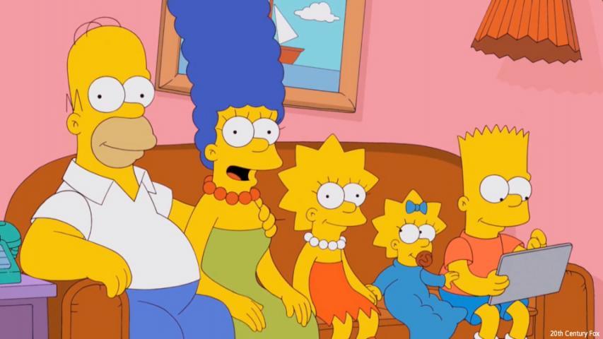 Watch Simpsons Get Pixel Art Treatment Lifestyle Gma