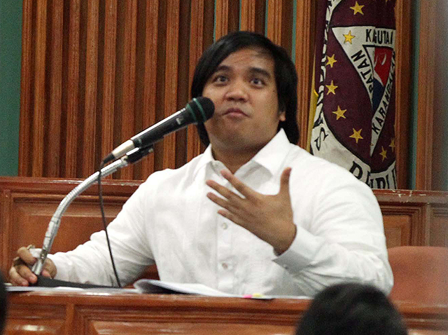 Luy never handed Revilla kickback money, never saw him endorse 'pork' projects