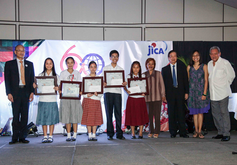 International Business Essays Filipino High School Student From Mt Province Wins Jicas National Essay  Writing Contest Essay Writing Paper also Healthy Foods Essay Filipino High School Student From Mt Province Wins Jicas National  Essay About Science