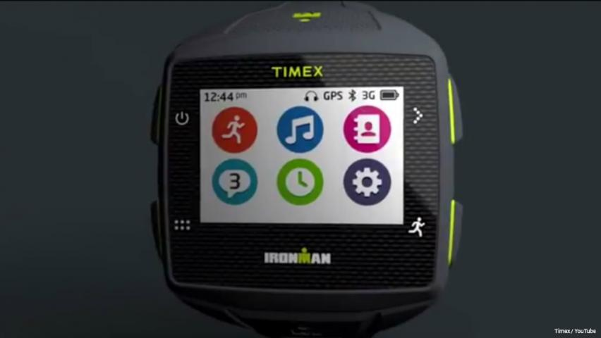 Timex launches stand-alone smartwatch with built-in 3G ...