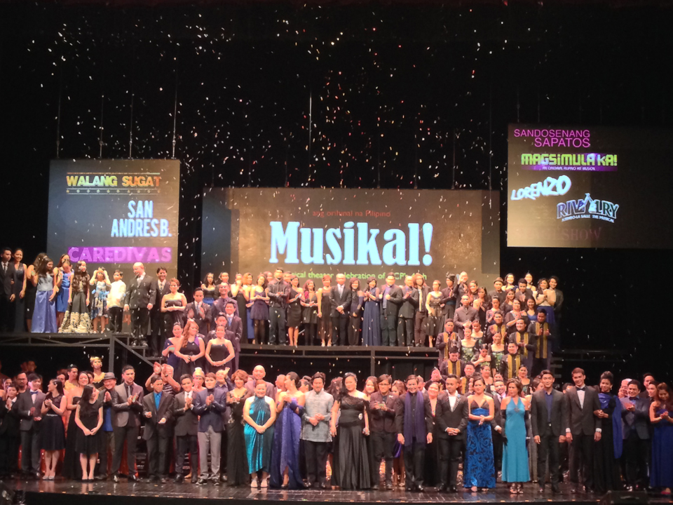 Theater review: 'Musikal!' spotlights brio of original Filipino ...