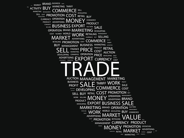 Trade money online