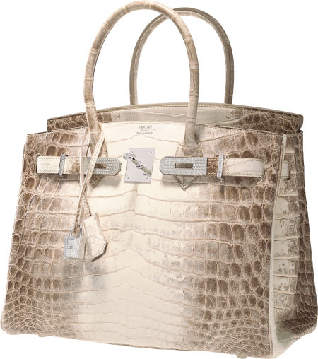 Bejeweled Hermes handbag expected to break auction record ...