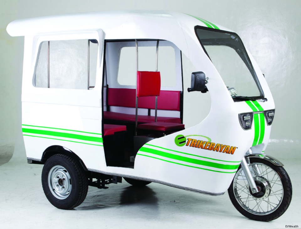 Three Wheeler Vehicles Tricyle Pedicabs Kuligligs Etc
