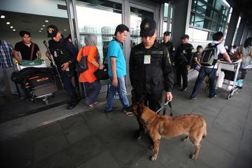 NAIA tightens security amid suspected car bomb plot
