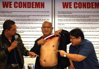 Dagupan radioman asks DOJ to probe slay try