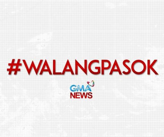 Gma Latest News Update: Walang Pasok: Class Suspensions For Oct. 2, 2015