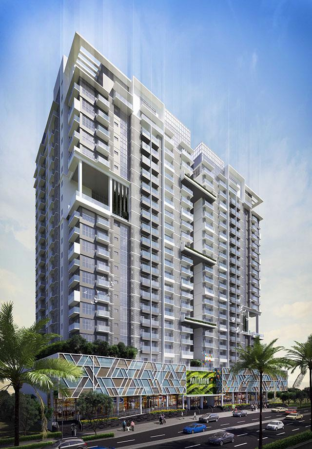 Megaworld To Build Tallest Residential Tower In Western