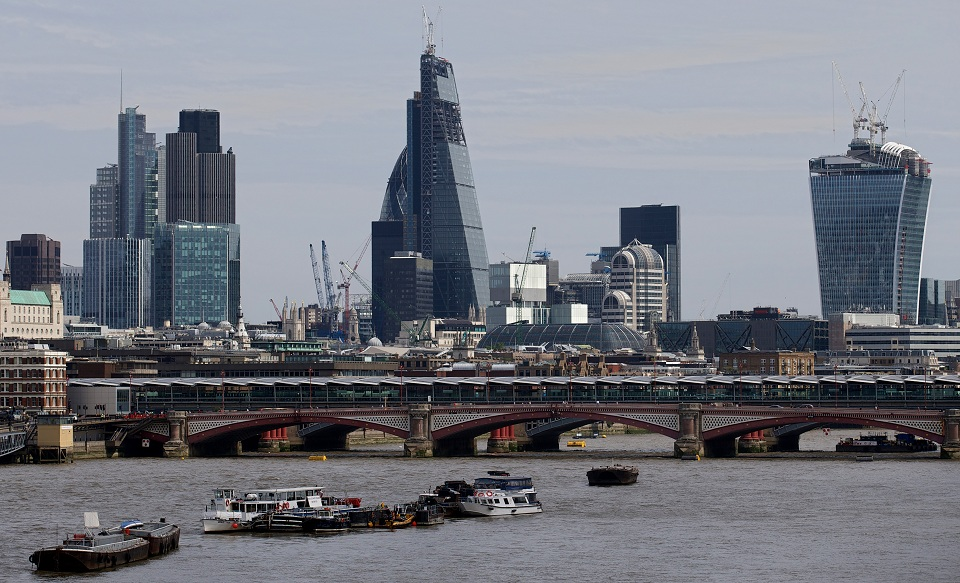 Londoners divided on skyscraper boom | Lifestyle | GMA News