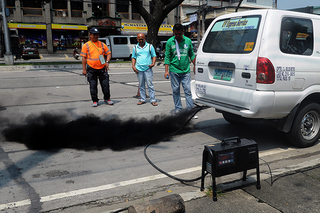 problems with air pollution in manila 2018-5-12  manila, the hyper-dense capital of the philippines, is known for its traffic jams in a 2016 survey, navigation company waze ranked manila as having the worst traffic on earth the city's reliance on cars also exacerbates its growing air-pollution.