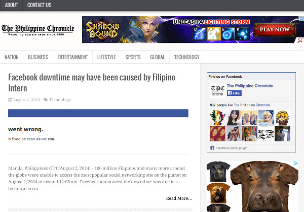 The Philippine Chronicle
