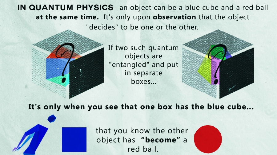 Quantum Physics made simple by a Pinay physicist