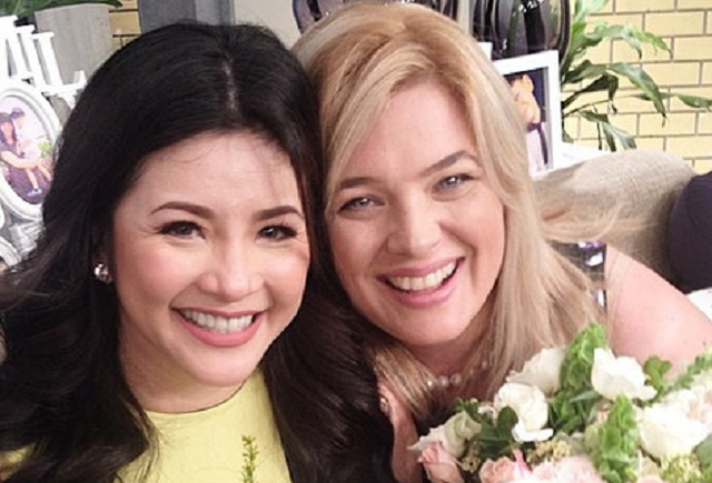 WATCH: Ang Dalawang Mrs. Alcasid — Regine Velasquez interviews Michelle ... - GMA News