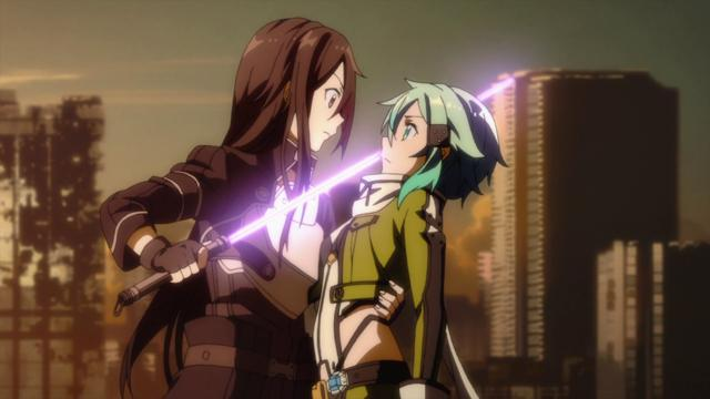 Anime Review Sword Art Online II Is An Emotionally Satisfying