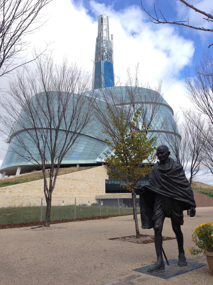 Canada's new human rights museum shares oral histories of survivors ...