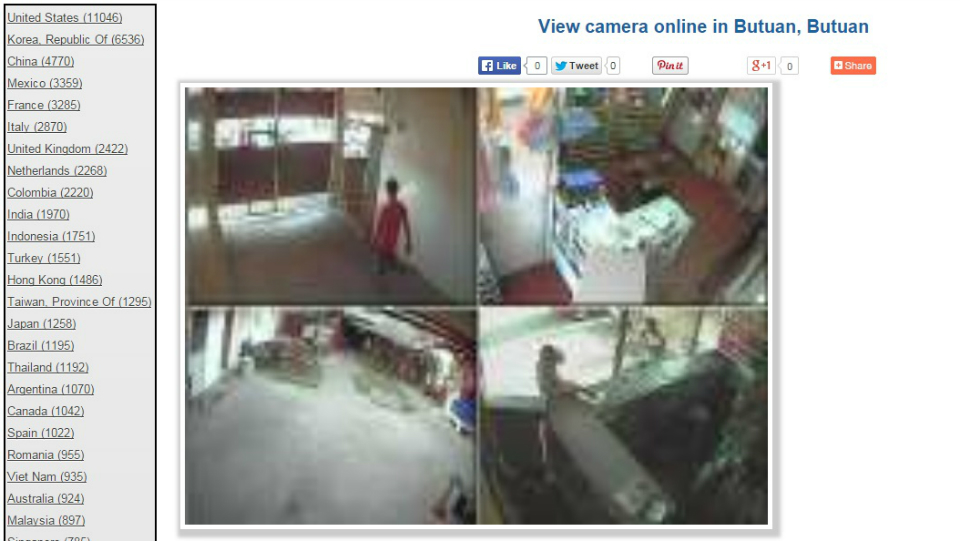 Hundreds of PHL security cams hacked, posted online | SciTech | GMA