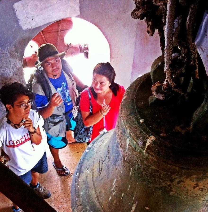 Sa Piling ng Wala: 'Sandra Aguinaldo's Kalam'