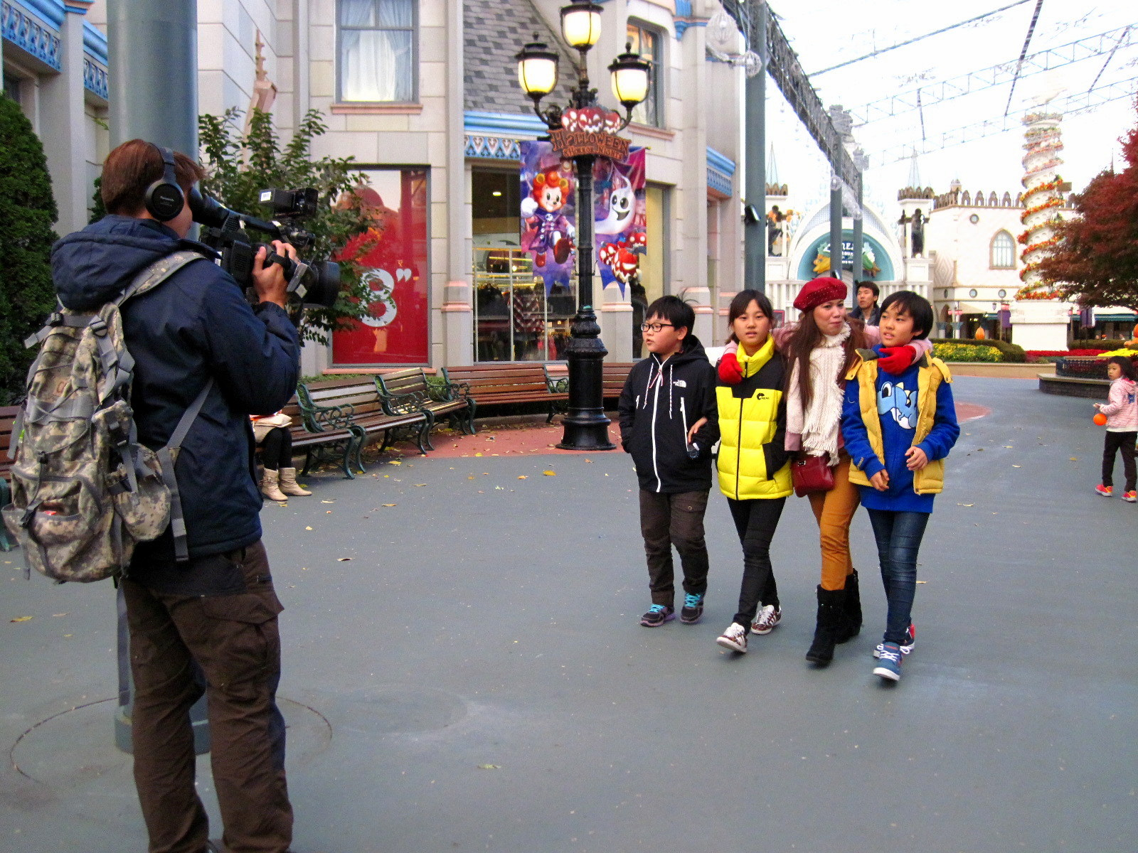 studymode amusement park