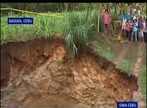 sinkholes in cebu Exploring bohol caves bohol island is made up of extensive karst (limestone) formations, such as sinkholes, ravines, the curious chocolate hills,.