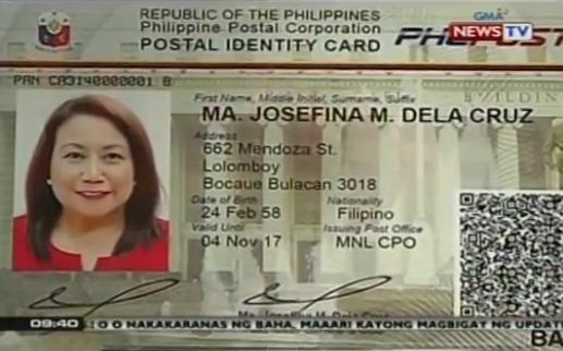Now 260 Online Gma Offices Postal High-tech News Processing Post Post Phl New Id