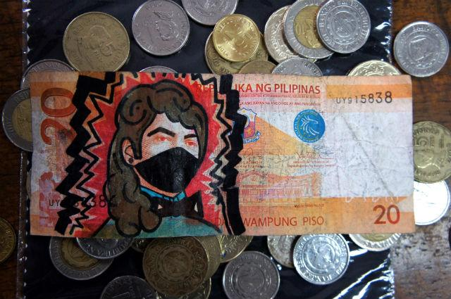 BSP Reminds Public Not To Deface PHL Currency