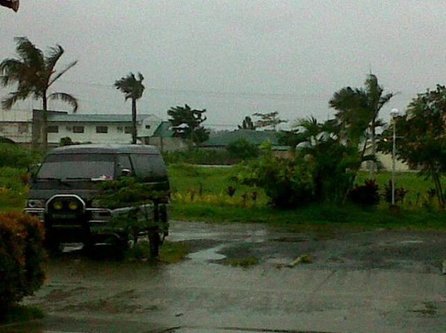 NDRRMC: 2 confirmed dead in Ruby's wake; 11 provinces experiencing power outages