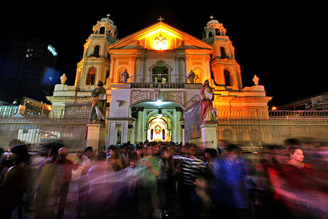 simbang gabi sa san miguel Simbang gabi or misa de gallo (evening mass literally) is a panata or a vow to complete all the 9 dawn masses prior to christmas day and a carry over from our past when our country was colonized by spain for more than 3 centuries.