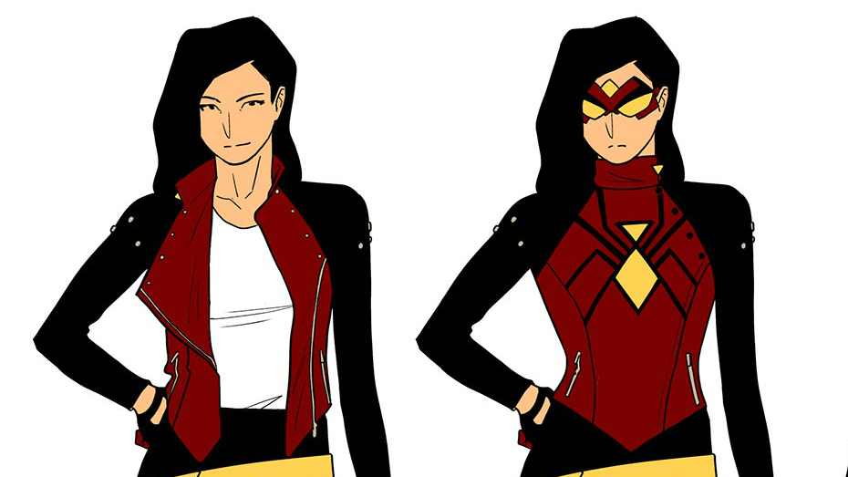 Meet Marvelu0027s new Spider-Woman  sc 1 st  GMA Network & Meet Marvelu0027s new Spider-Woman | SciTech | GMA News Online