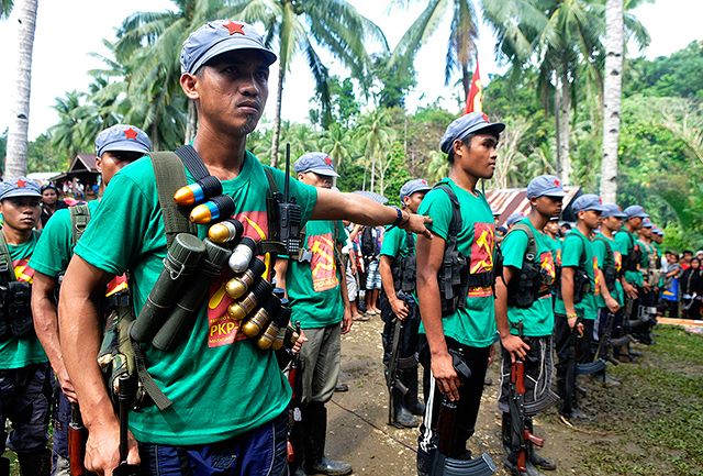 Cpp Npa Holds 46th Anniversary Celebration In Surigao