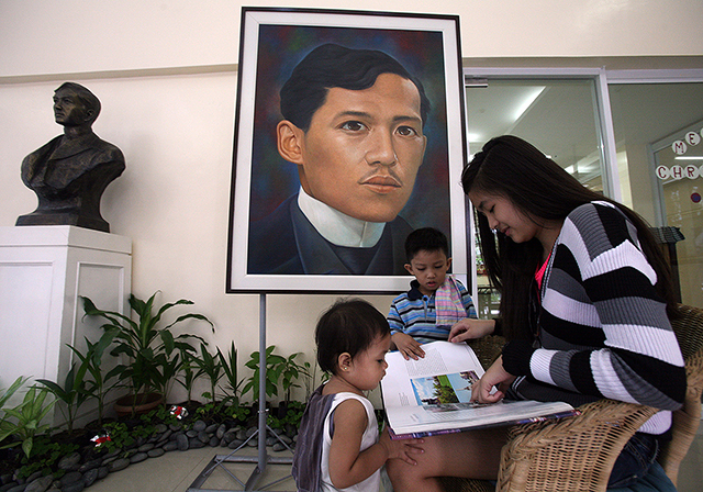 youth manila and dr jose rizal Manila, philippines — jose rizal excelled at many things, but nowhere is   fatherland, what is the most important advice you'd give today's youth   jonathan malicsi, university of the philippines professor and author of the.