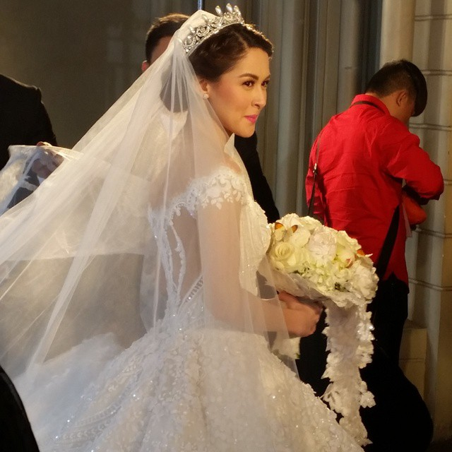 LIVE UPDATES: Dingdong Dantes-Marian Rivera wedding ...
