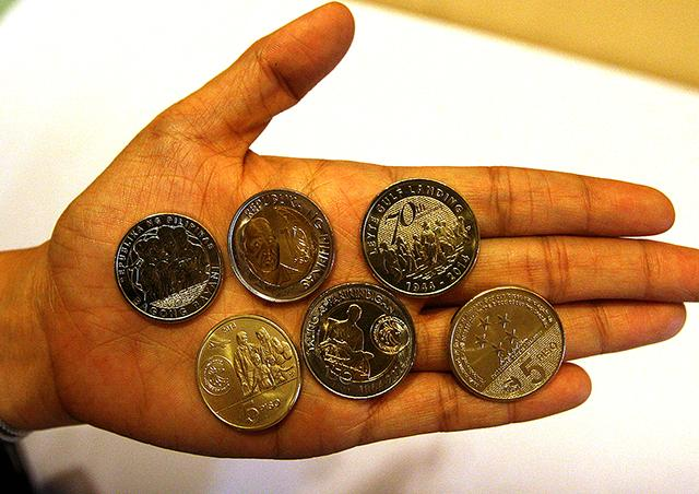 BSP Issues Newly-minted Commemorative Coins