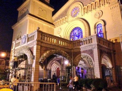 Look Church Where Dingdong Marian To Wed Undergoes Last Minute
