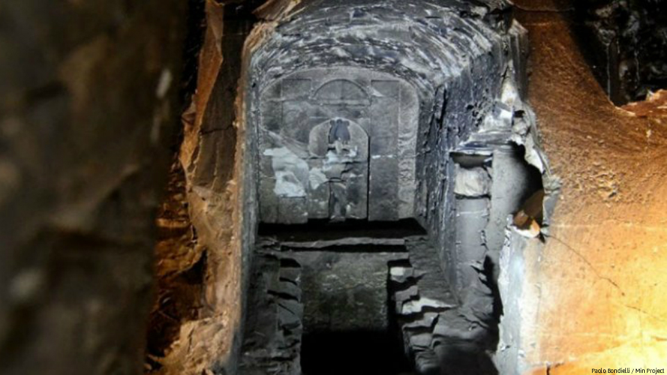 'God's tomb' discovered in Egypt