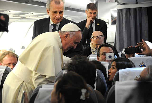 Biyaya at pag-asa ang hatid ng pagdating ni Pope Francis sa bansa para ...