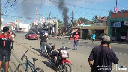 Two killed in Zamboanga City explosion