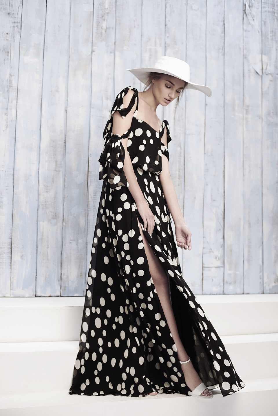 Polka dots are in this year  decrees designer Vania Romoff  Photo courtesy  of Vania Romoff. Top PHL designers say 2015 is the year to dress down   Lifestyle