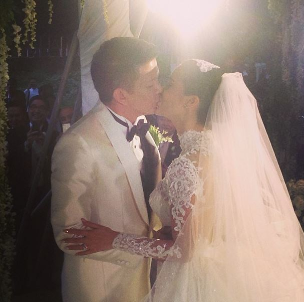LOOK: More photos of Chiz and Heart's wedding, reception at Balesin