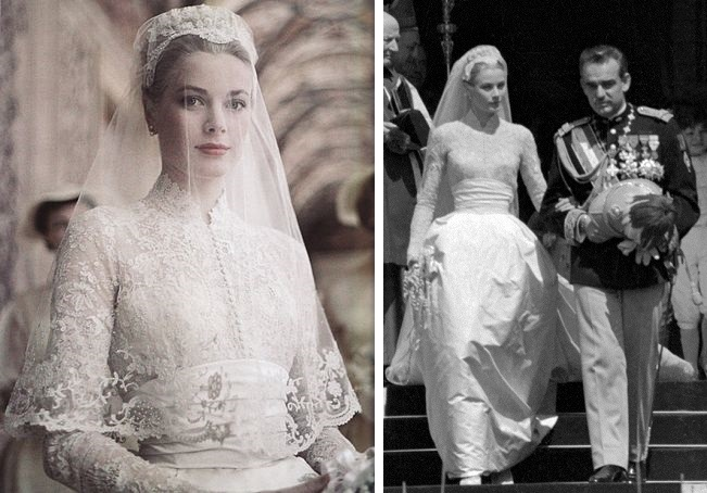 Like Grace Kelly: The gown that inspired Heart Evangelista\'s wedding ...
