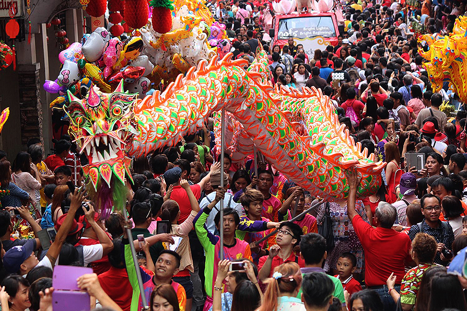 chinese new year celebrations traditions in metro manila - Chinese New Year Celebrations