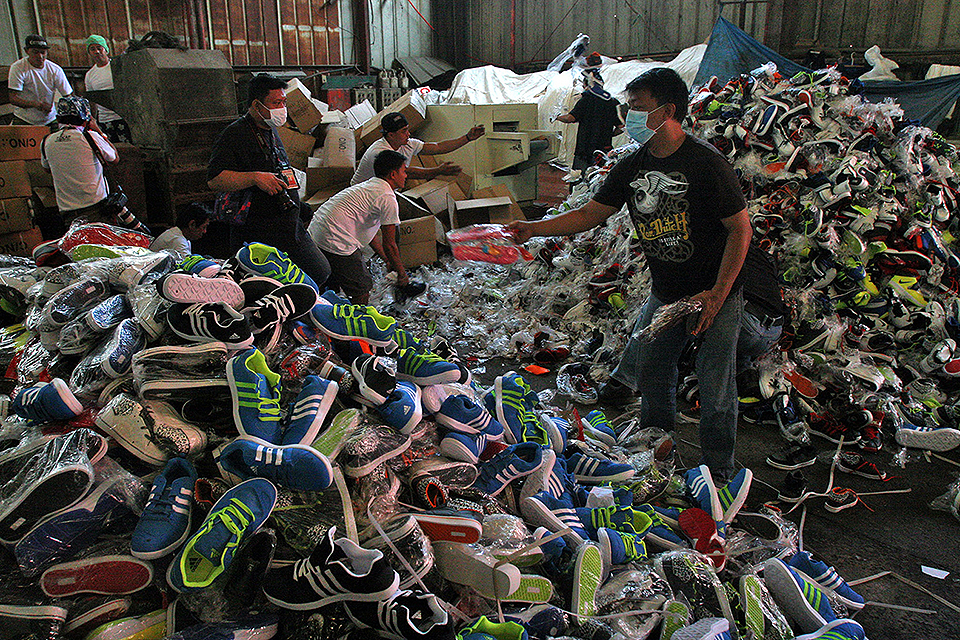 Fake branded shoes not the same quality as originals – footwear firm | Money | GMA News Online
