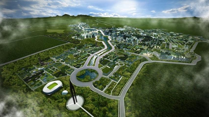 Japan Infra Firm Bdca Ink Joint Venture Pact For Clark Green City
