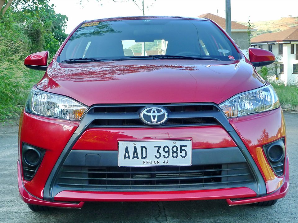 Car Review Does Toyota S Yaris Deliver Big Surprise In Small Package Money Gma News Online