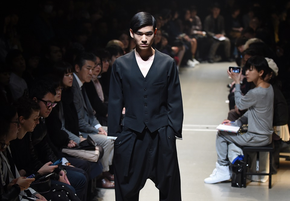 Tokyo Men Stay One Step Ahead In Style At Fashion Week