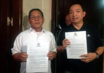 Makabayan bloc wants PNoy to attend Mamasapano hearing